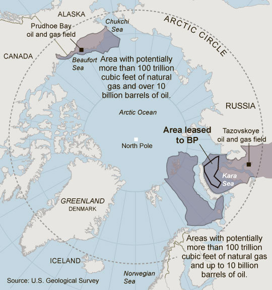 Oil Drilling Threatens Arctic Ecosystem Indigenous Ways of Life