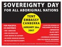 Celebrate Aboriginal Sovereignty Day