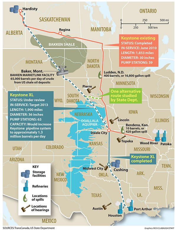 account of the tar sands tragedy and the destruction of the keystone pipeline in canada Tar sands oil - an environmental disaster thus 1 billion tonnes from the keystone pipeline and tar sands is not going to with with the tar sands in canada.