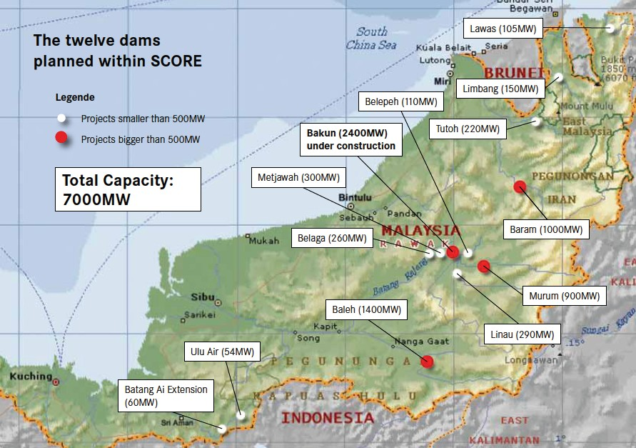 Indigenous Peoples Say No To Disaster Development In Sarawak
