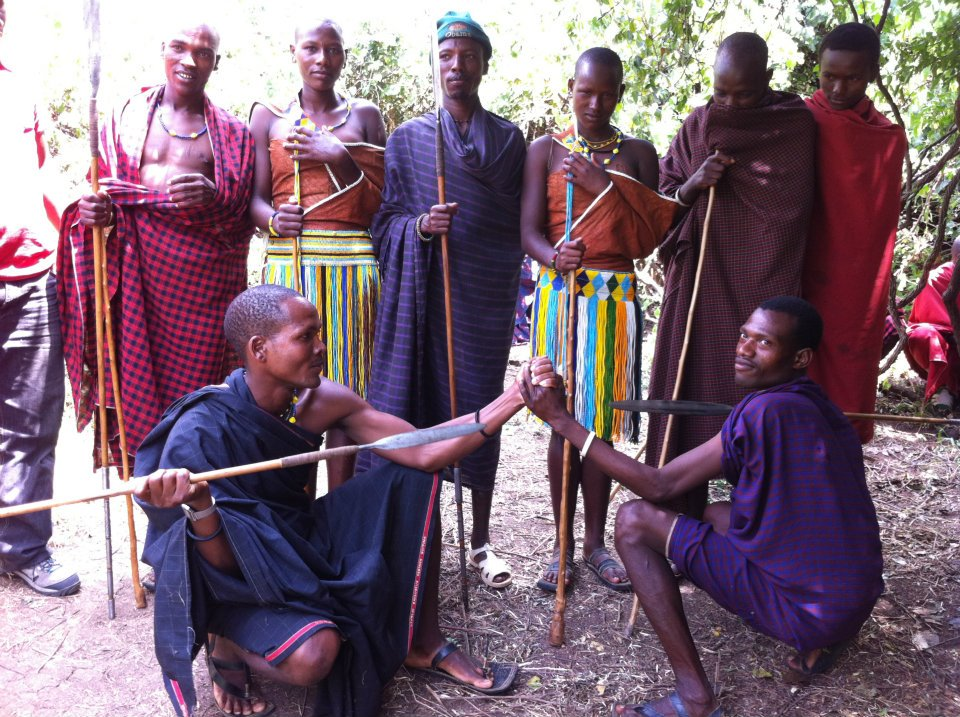 Barabaig people #