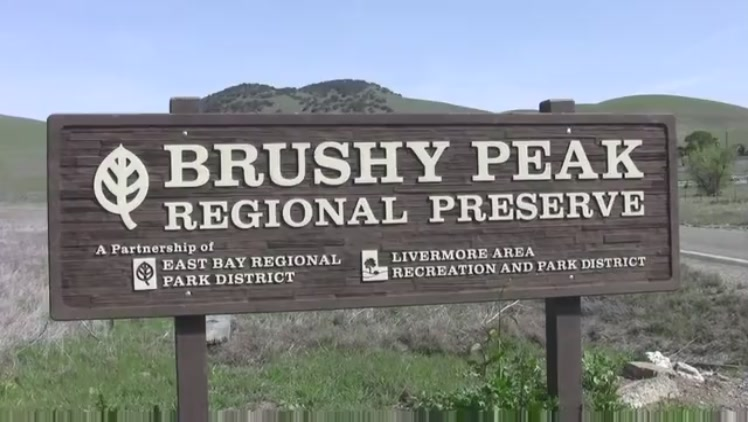 The Brushy Peak Regional Preserve, a conservation/recreation area that was developed against the wishes of Indigenous peoples