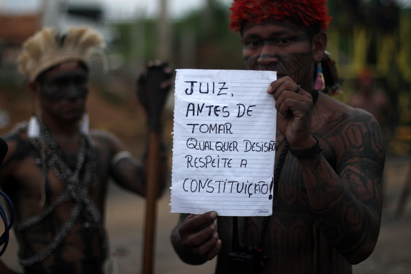 article critique study on belo monte Take action now send a message to chief justice ayres britto today calling on him to maintain the suspension of the belo monte dam take action.