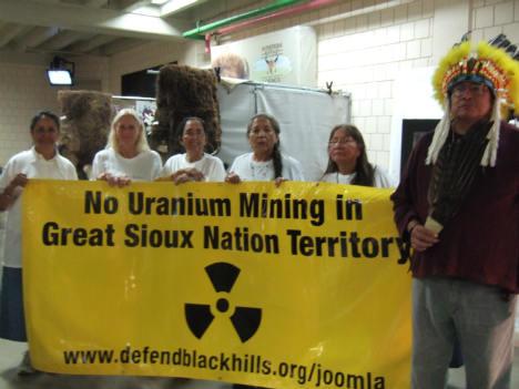 essays on uranium mining
