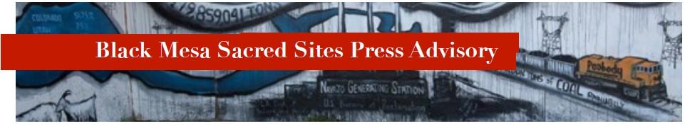 Black Mesa Press Advisory