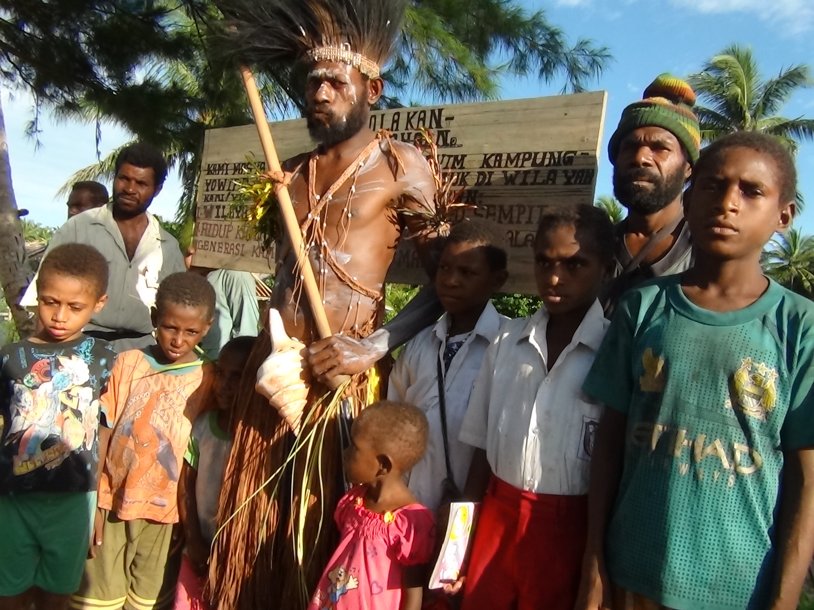, A Growing Movement Against Plantations in West Papua