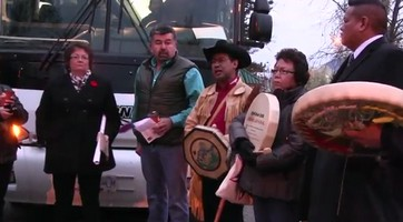 Tsilhqot'in Journey for Justice