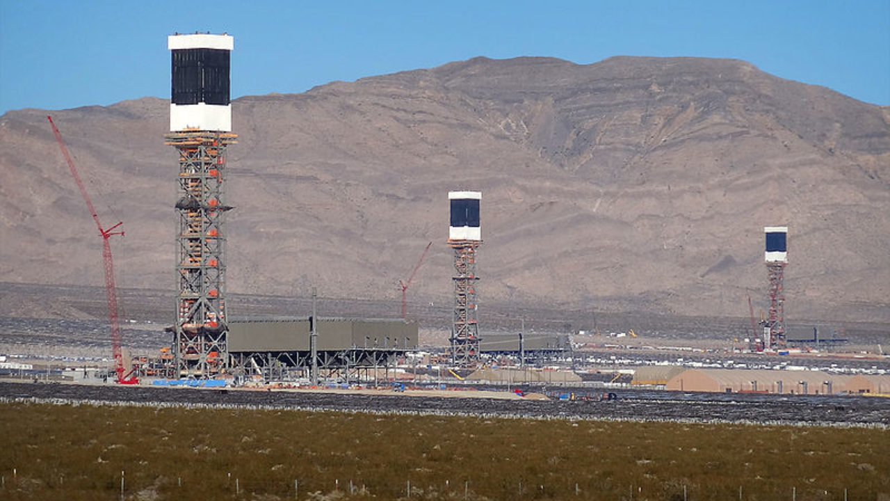 Big Solar: Plundering the Mojave Desert