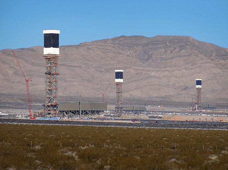Solar For America >> Big Solar: Plundering the Mojave Desert