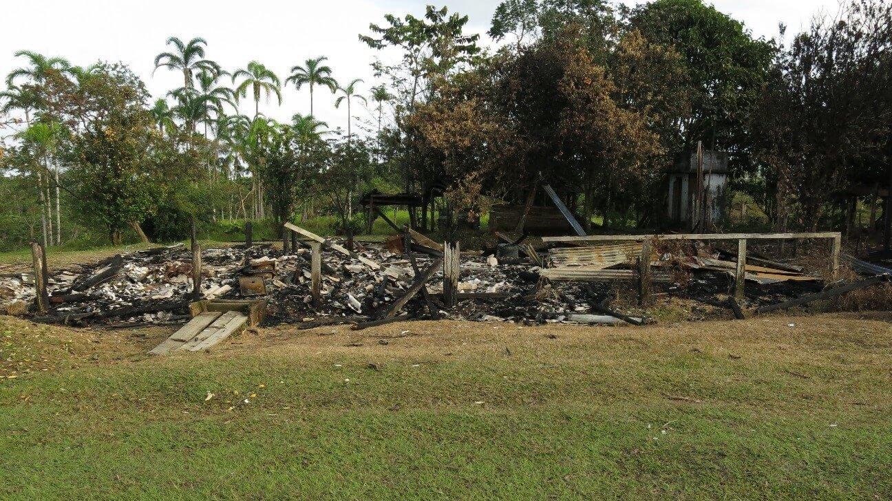 , The Nasa community of Bellavista under attack