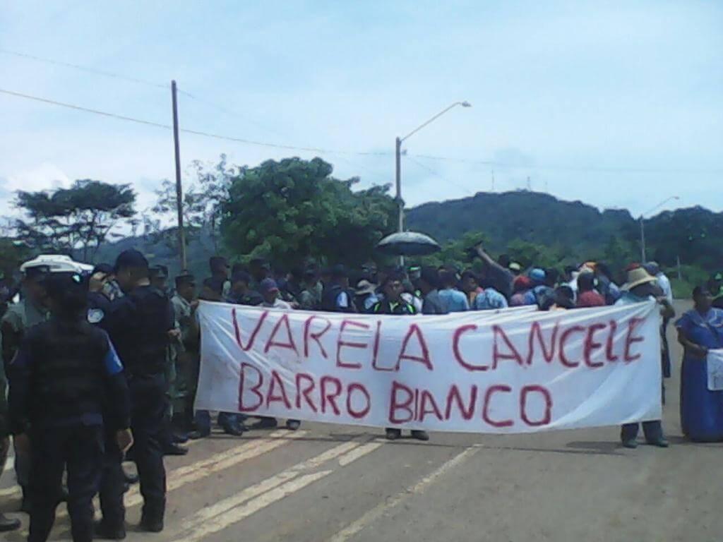 Solidarity in Cerro Punta (Photo: Ricardo Miranda)