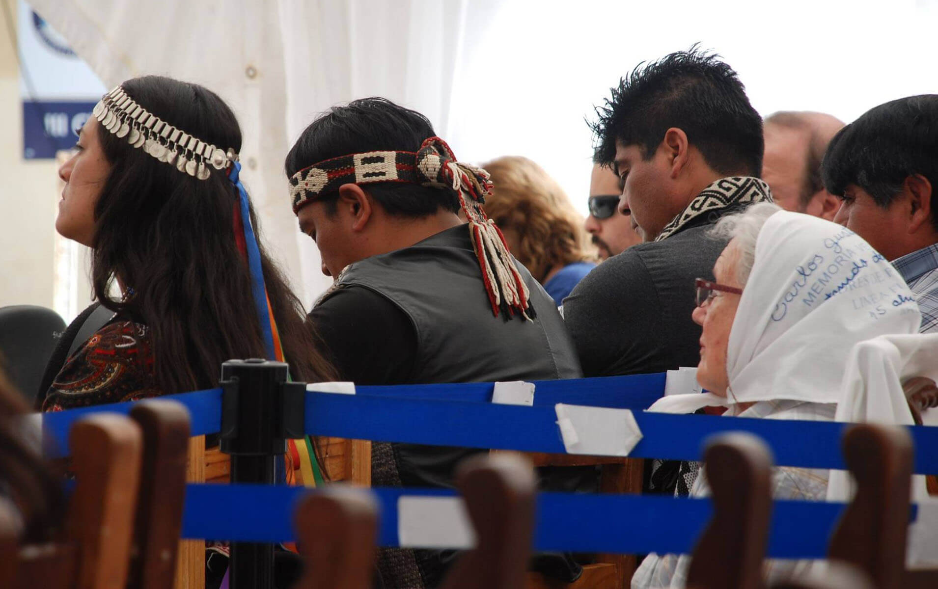 """, Mapuche leader found """"not guilty"""" in unprecedented trial in Argentina"""