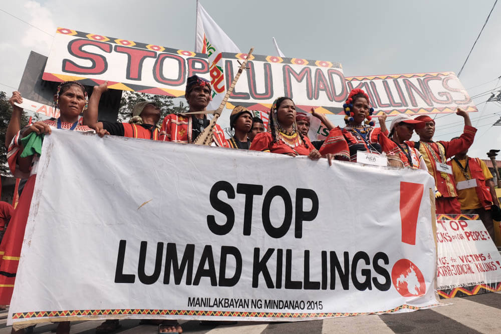 On Lumad Killings: The Need for Self-Determination and a Philippine President's Role
