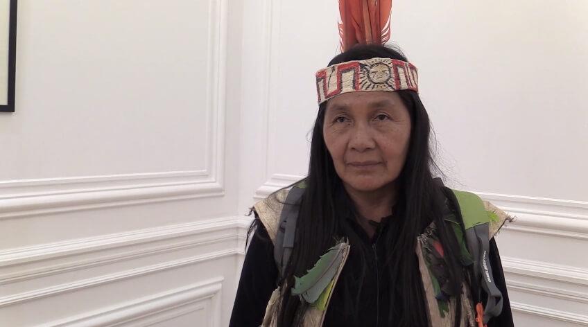 , Indigenous human rights defender Gloria Ushigua at risk