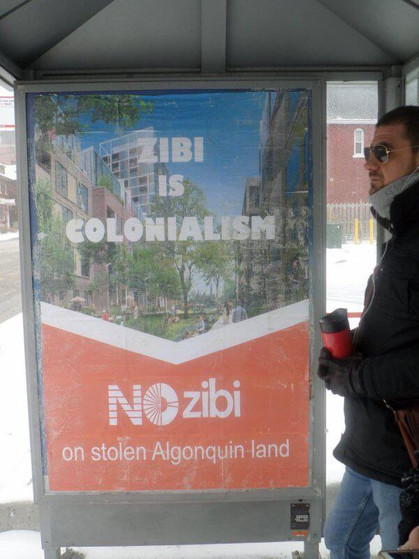 ", ""Collaborative consent"" or Indigenous Rights: Condo development on Ottawa sacred site?"