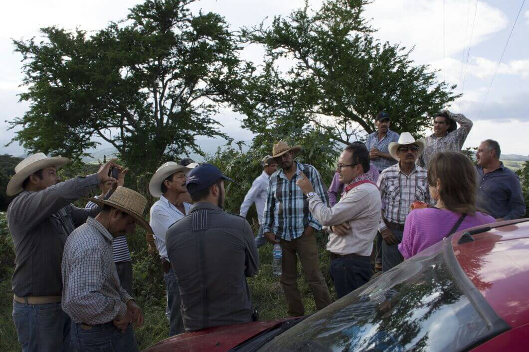 Photo by Abraham Pérez/Mexfoto. Used with permission.