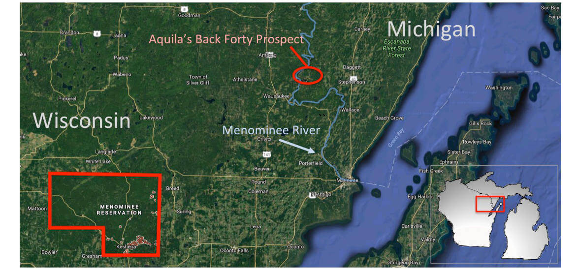 , Mining Leaves a Wisconsin Tribe's Hallowed Sites at Risk