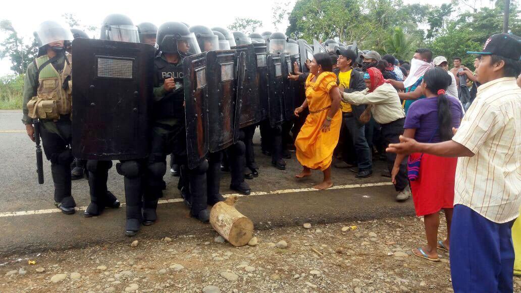 Clashes. Credit:  Frenadeso
