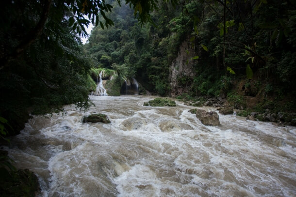 Cahabón River. (WNV/Jeff Abbott)