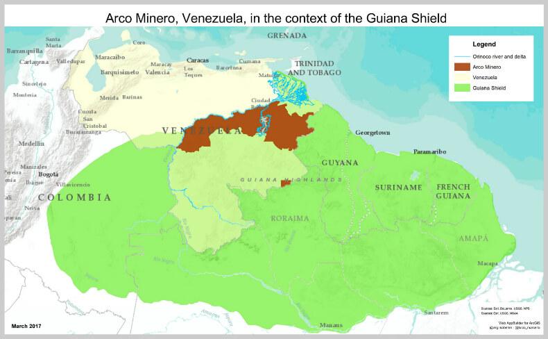 Saving the Venezuelan Amazon