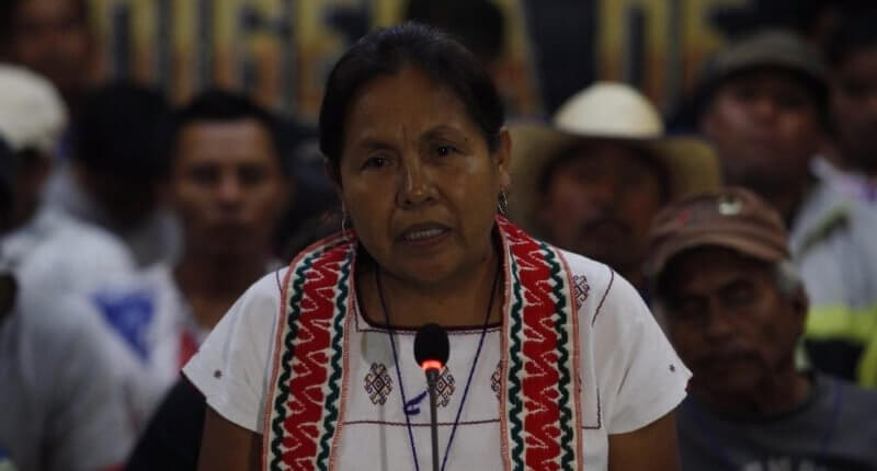 , Mexico has its first indigenous woman candidate for president