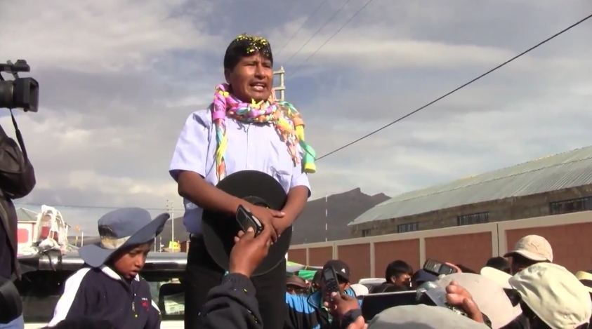 , Harsh sentencing of Aymara leader reveals the politics of criminalization in Peru