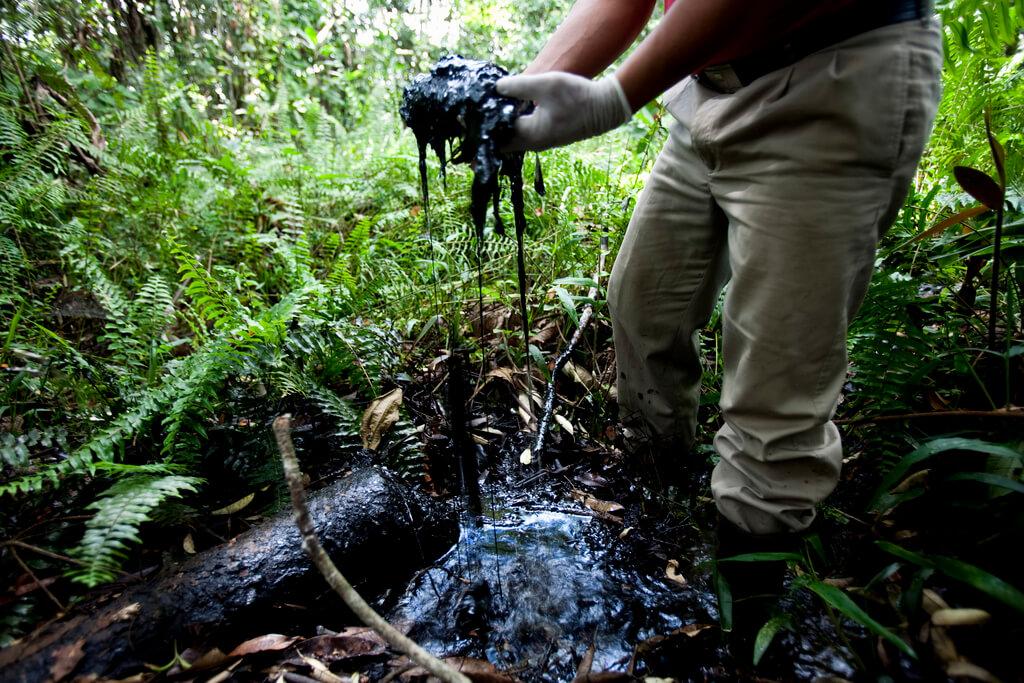 , Chevron's Amazon Chernobyl Case moves to Canada