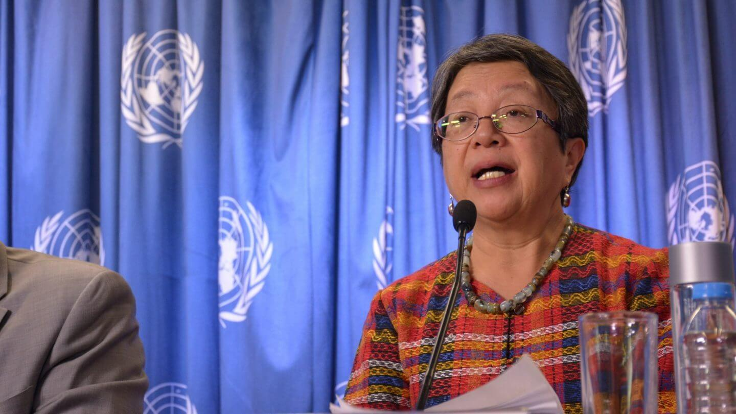 United Nations rights chief says Philippines' Duterte needs psychiatric evaluation