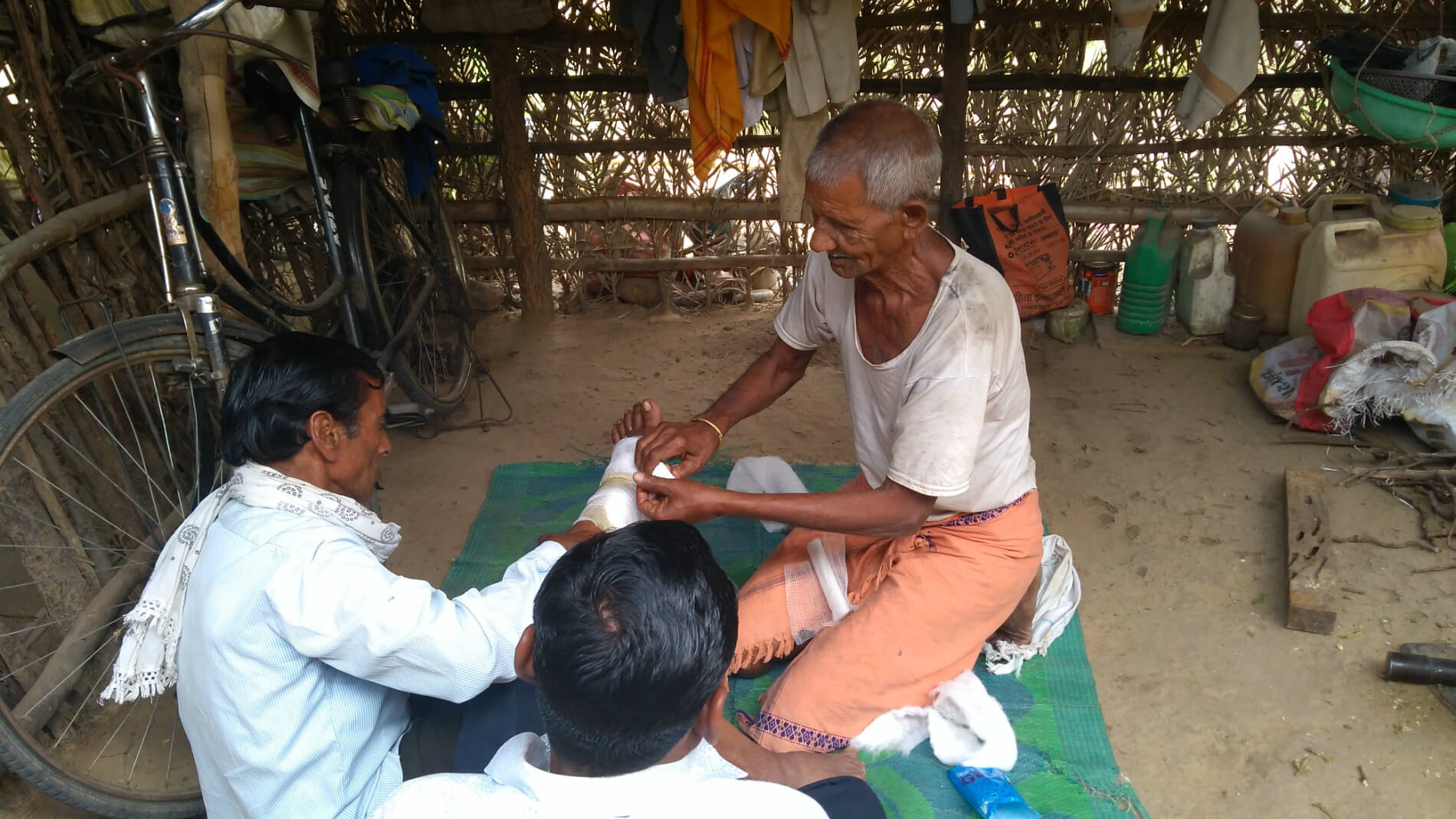 , The indigenous doctors and healers of Chhattisgarh