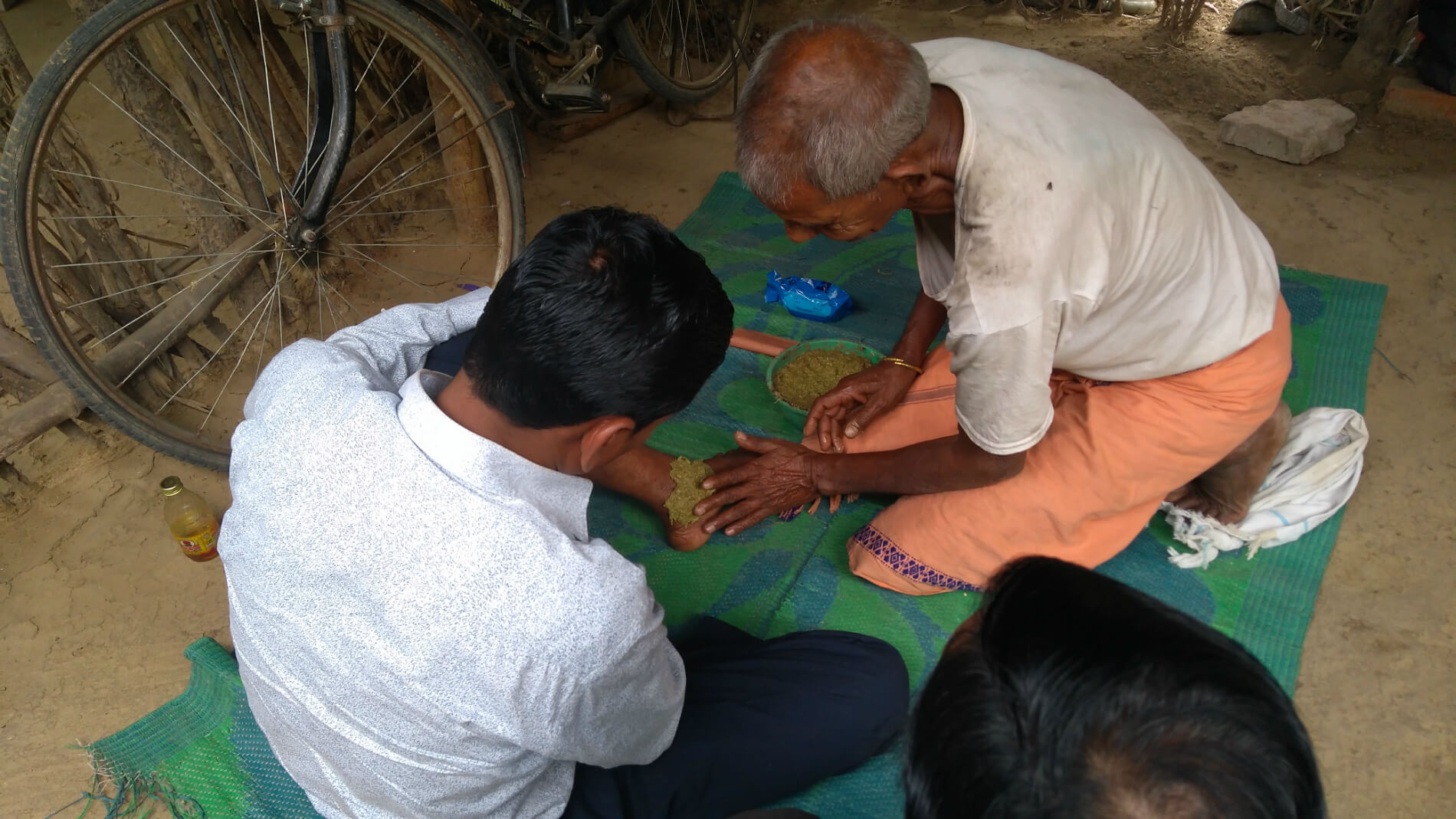 The indigenous doctors and healers of Chhattisgarh