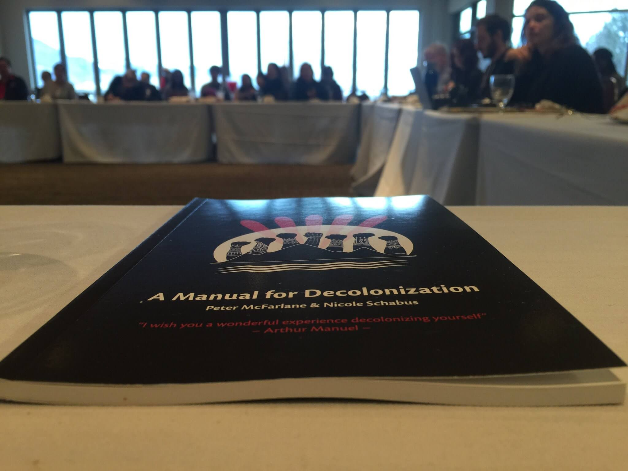 , Scholars launch Whose Land is it Anyway? A Manual for Decolonization