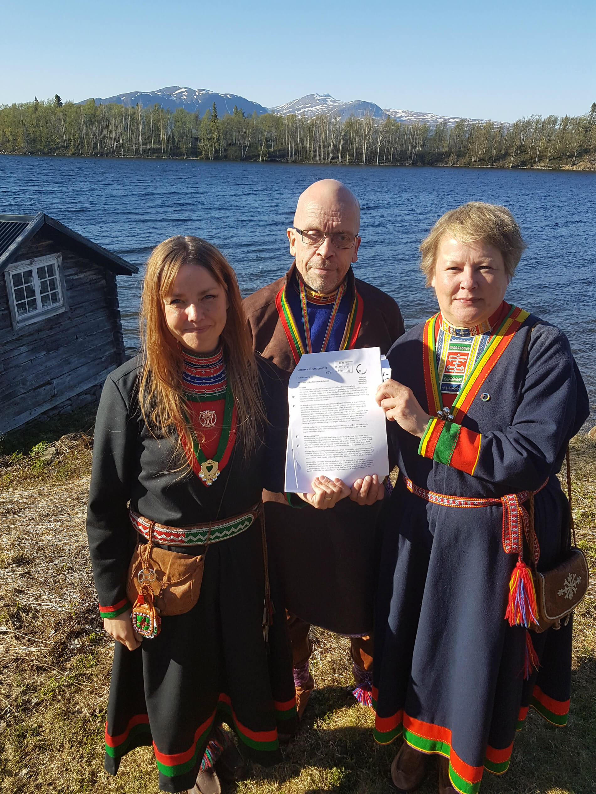, The Sami Parliament endorses the Universal Declaration of the Rights of Mother Earth