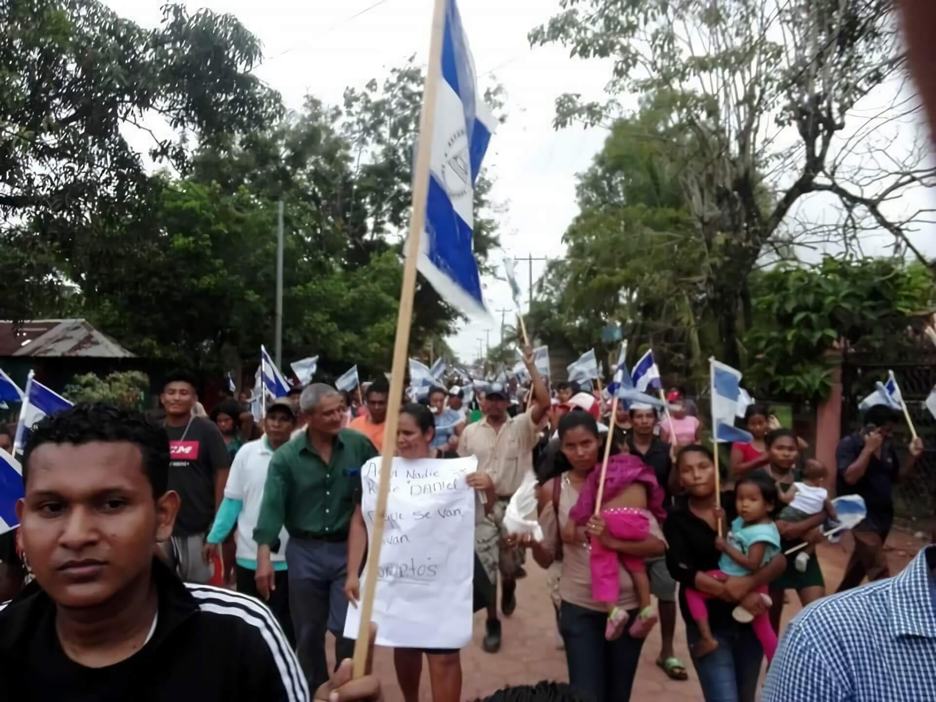 , Indigenous and Afro-Descendant Peoples in Nicaragua's Civic Revolution