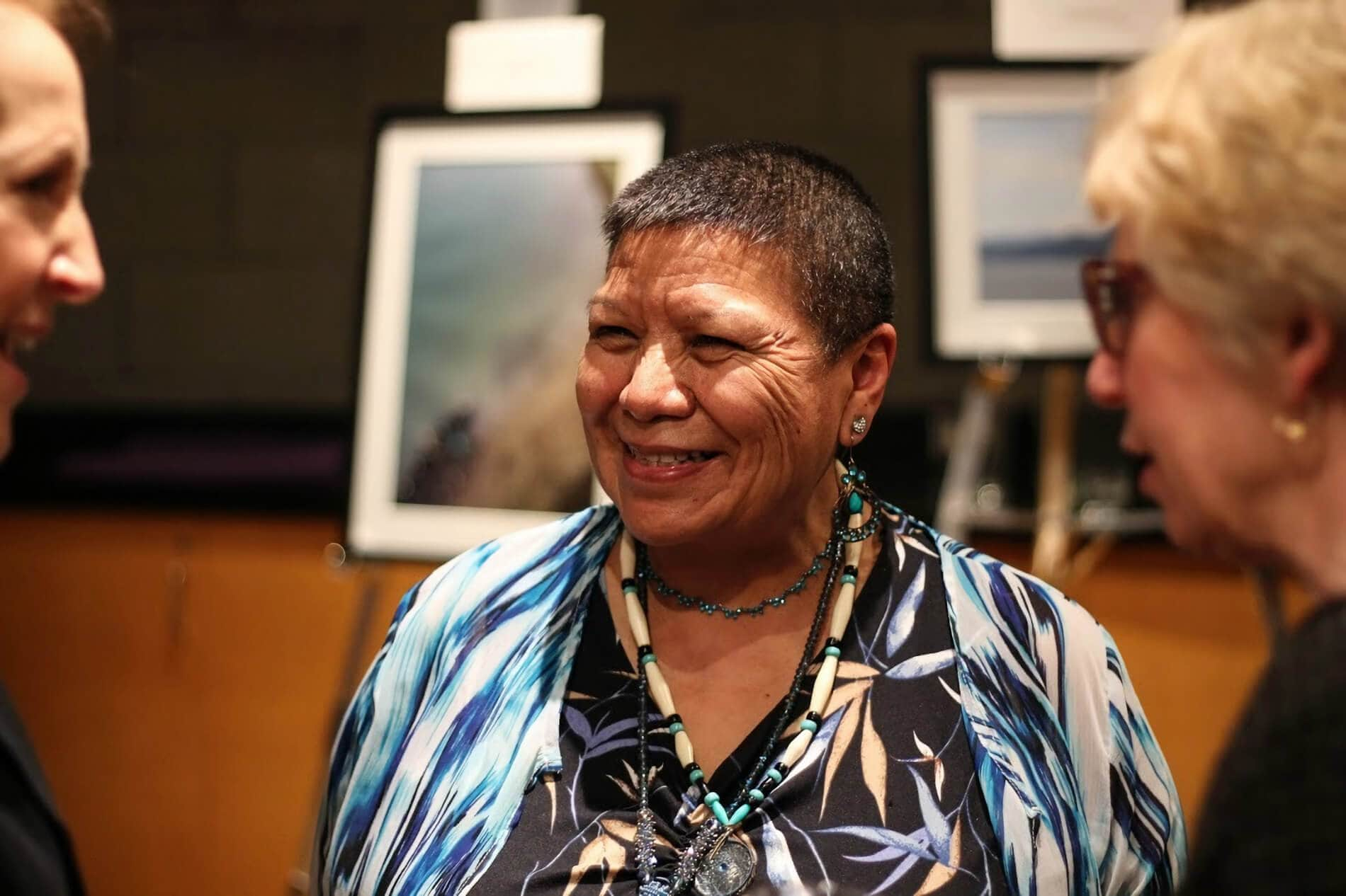 , Cultural practices improve health care for Indigenous women living with violence