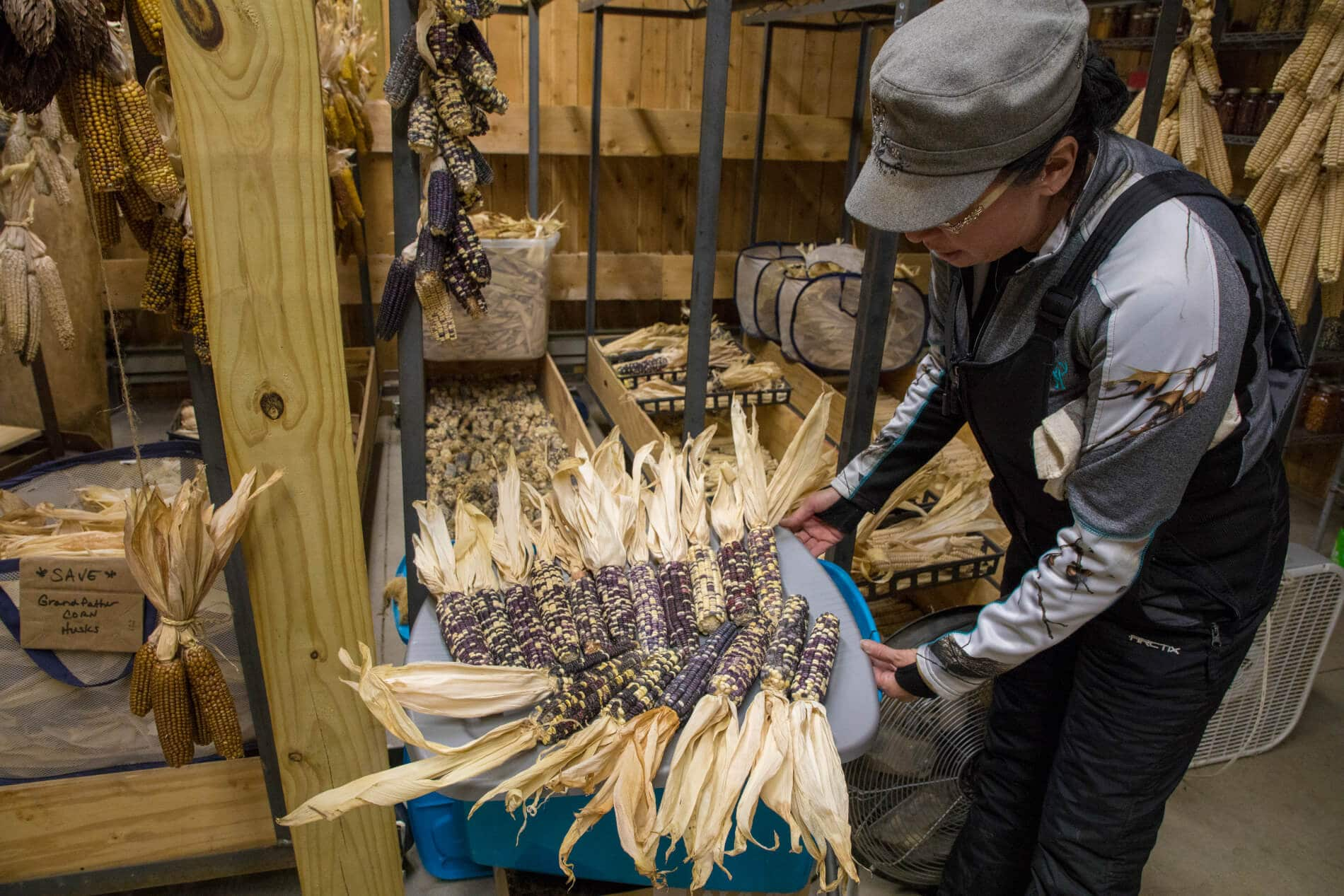 , Indigenous Corn Keepers are Helping Communities Recover and Reunite with Their Traditional Foods