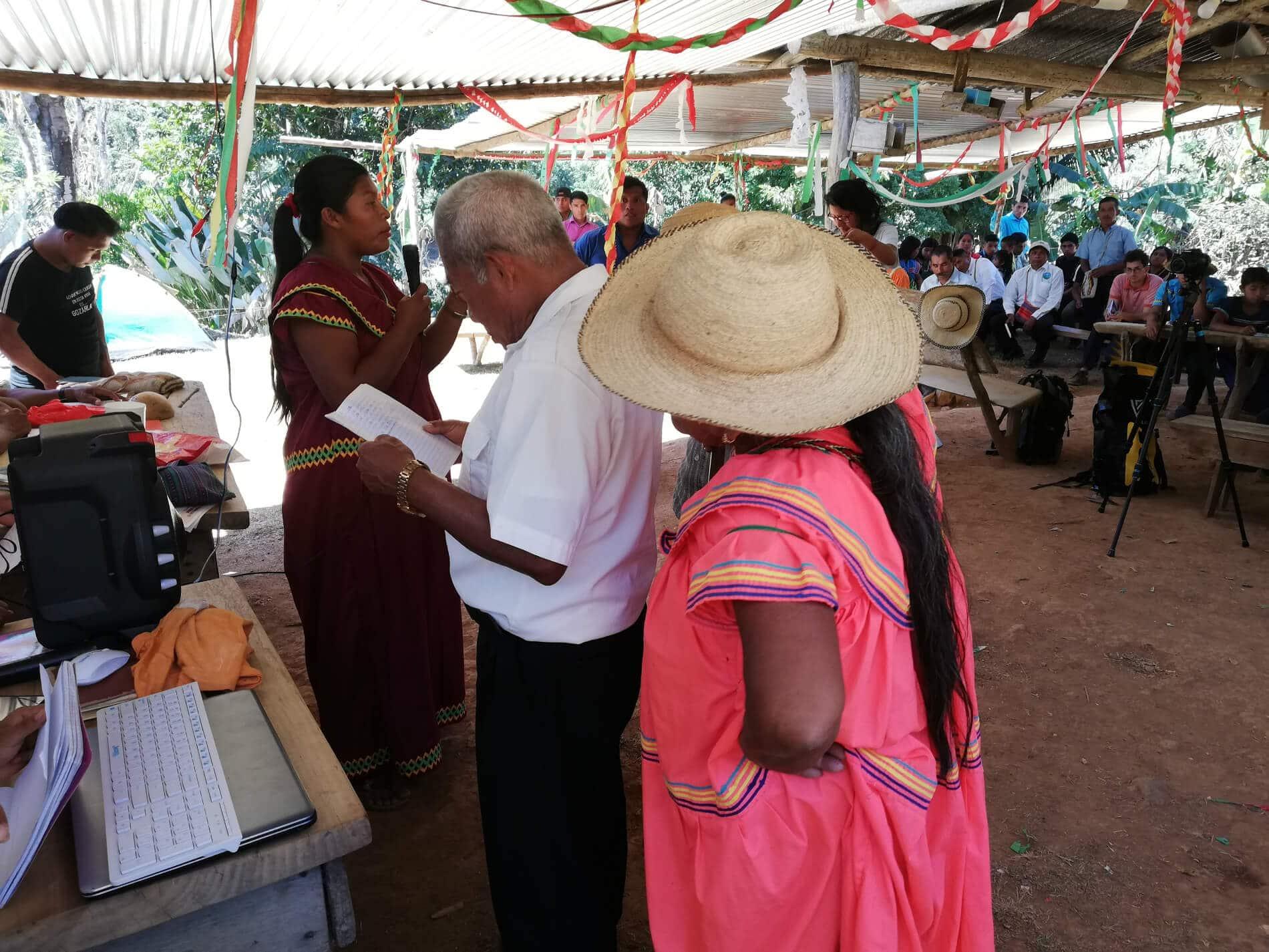 """, Las comunidades indígenas recurren a la ONU para ayudar a rectificar el """"etnocidio"""""""