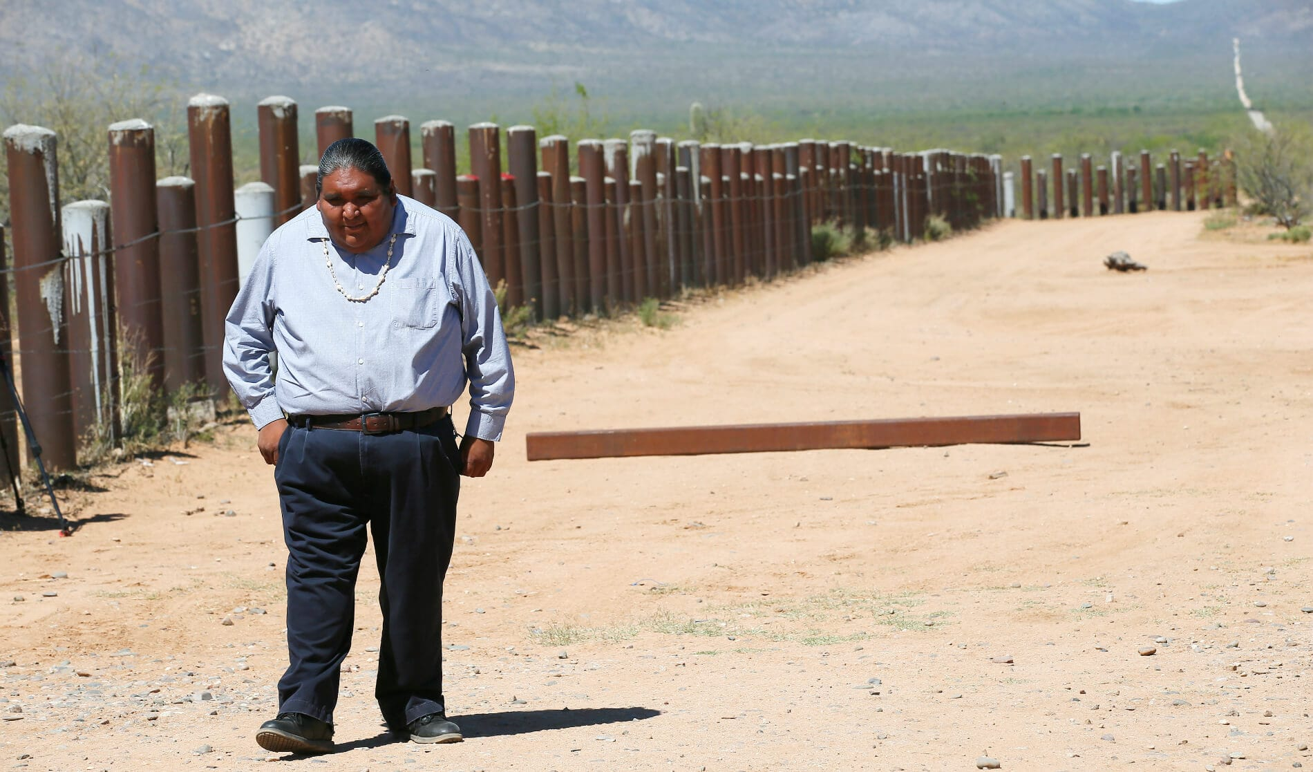 , For Native Americans, US-Mexico border is an 'imaginary line'