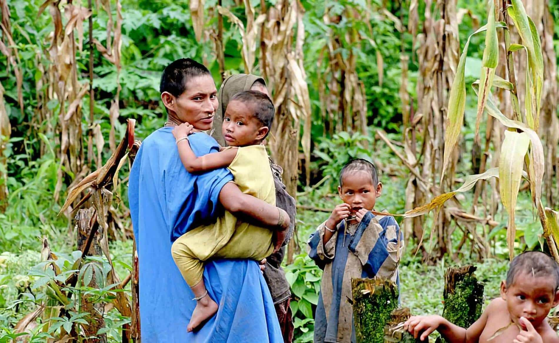 , Isolated indigenous communities at risk
