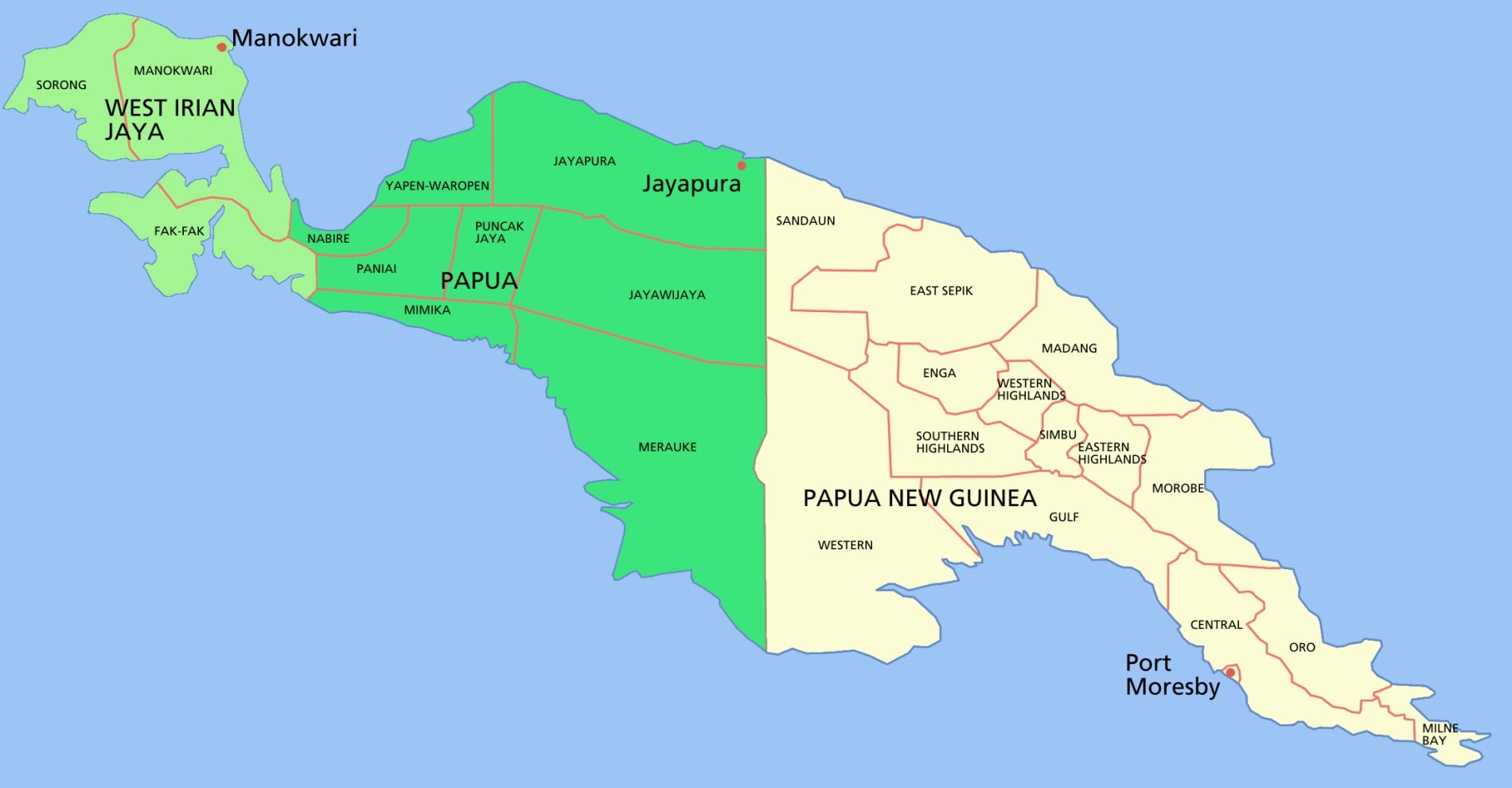 , There is Nothing 'Neo' about the Colonialization of West Papua
