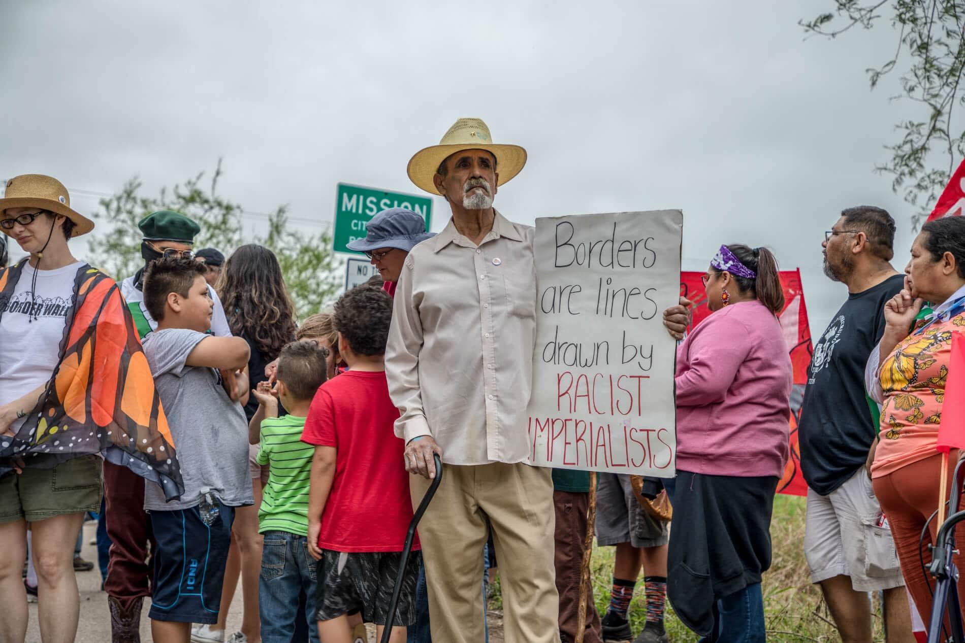 , Resisting the Border Wall