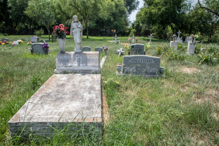 Eli Jackson Cemetery.