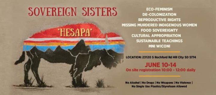 , Sovereign Sisters in Lakota Lands