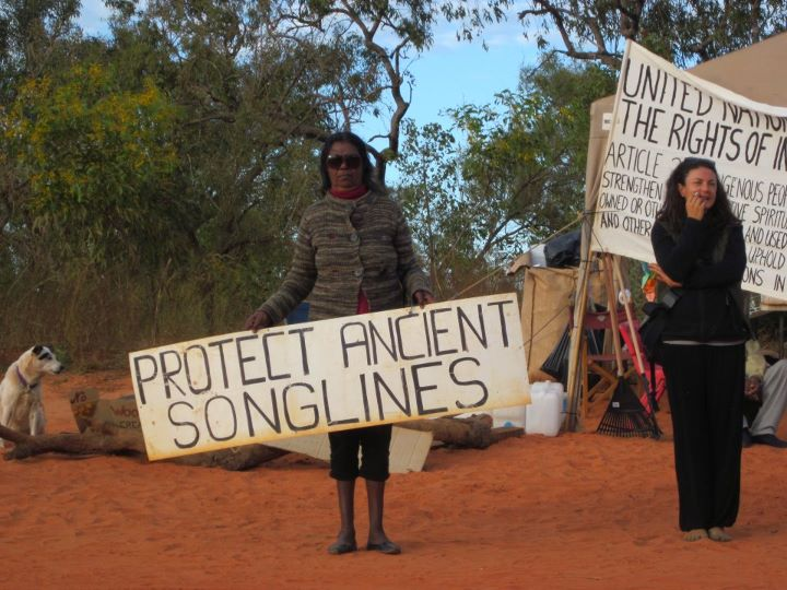 Photo Credit: 'Save The Kimberley' on facebook
