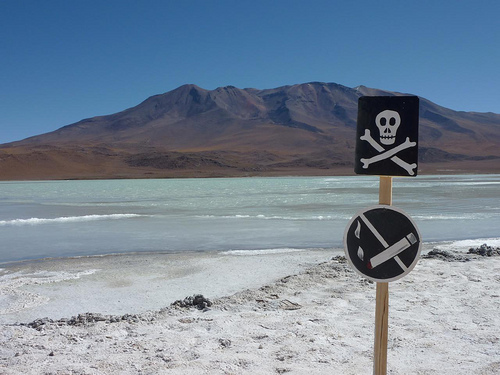 Salar de Uyuni (and environs) - Bolivia - June 2009 by auldhippo, on Flickr