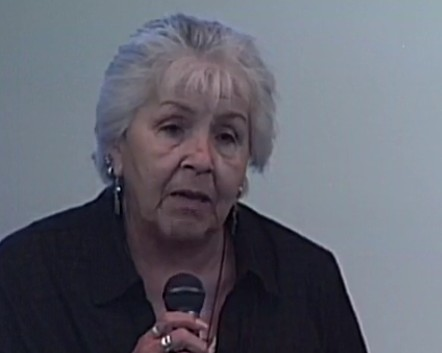 Esther Stutzman - Kalapuya and Coos elder