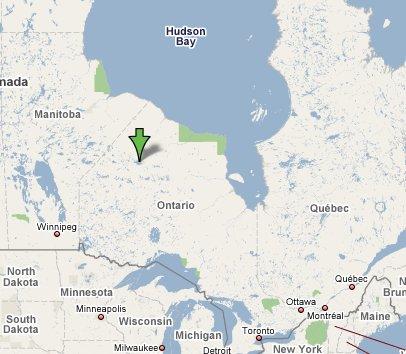 Big Trout Lake Ontario