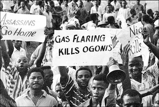 Movement for the Survival of the Ogoni People