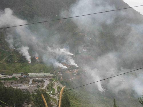 , 300 homes destroyed near Barrick's Porgera mine