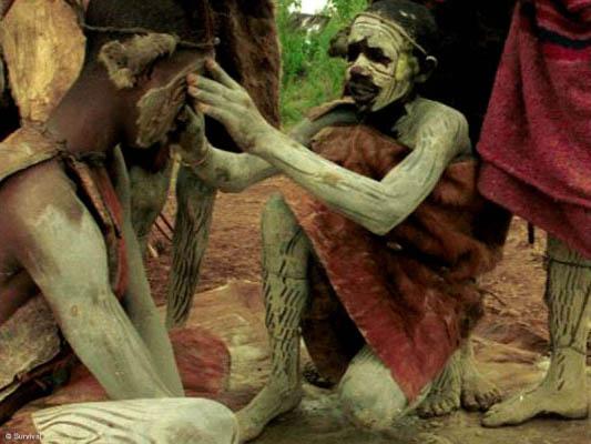 Resultado de imagen de ogiek tanzania