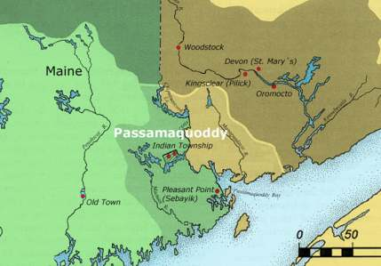 the passamaquoddy indians essay